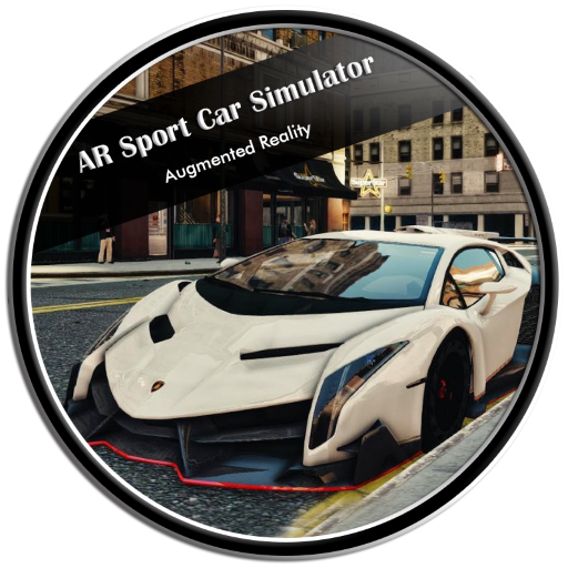 (AR Sport Car Simulator)