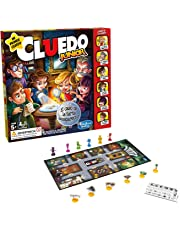 Hasbro Gaming Juegos Cluedo Junior C1293105