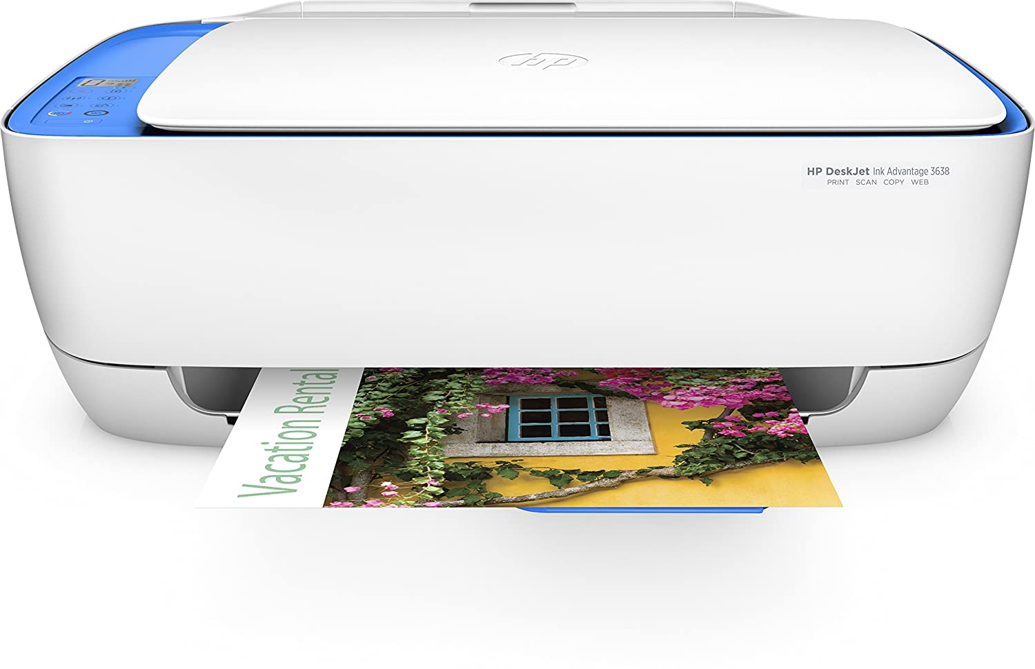 HP Deskjet 3638 - Impresora Multifunción Color: Amazon.es: Informática