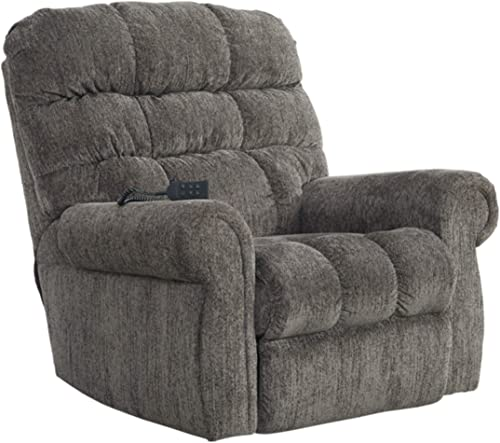 Signature-Design-by-Ashley-Ernestine-Power-Lift-Recliner-Slate