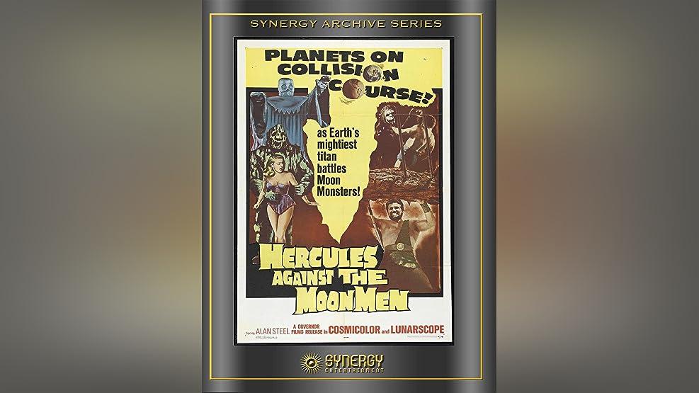 Hercules Against the Moonmen (1964)