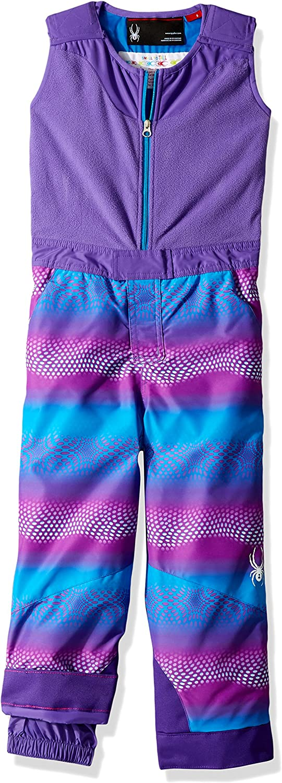 Spyder Bitsy Sparkle Pant Size 6 Grape Star Print//Iris