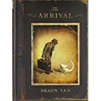 The Arrival by Shaun Tan - Hardcover