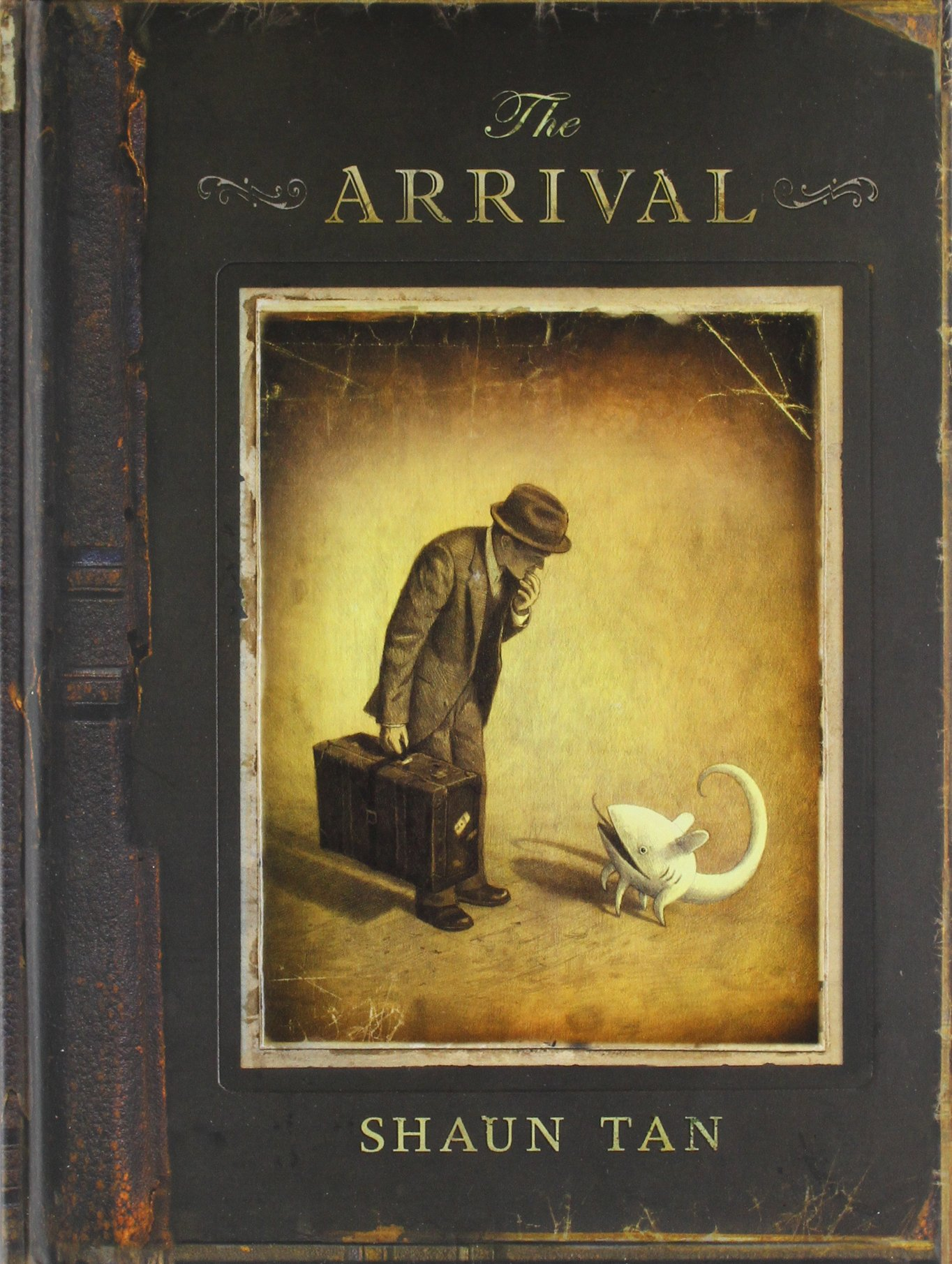 Image result for arrival shaun tan