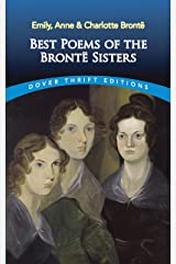 Best Poems of the Bronte Sisters (Dover Thrift) Paperback