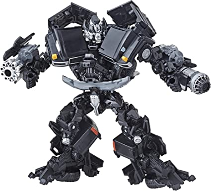 Transformers Revenge of The Fallen IRONHIDE Voyager GUN part