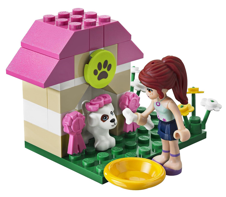 Amazon LEGO Friends Mia s Puppy House 3934 Toys & Games