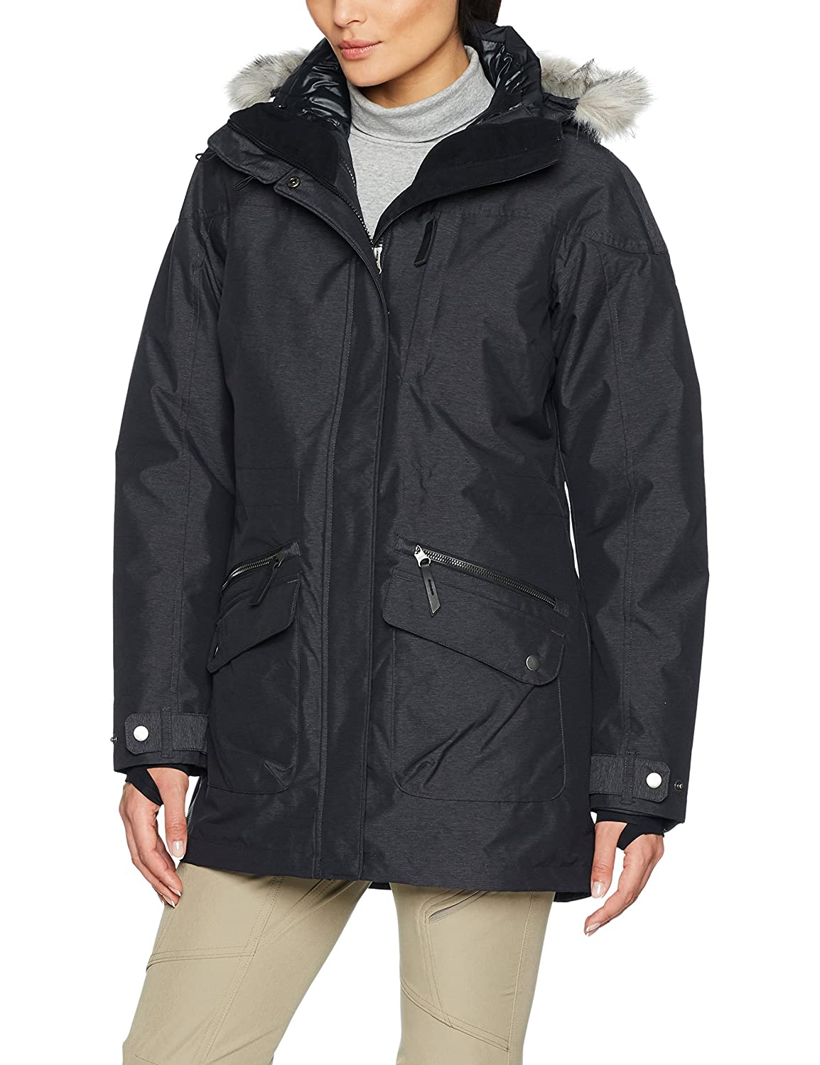 Columbia Damen Carson Pass Ic Insulated Jacket: