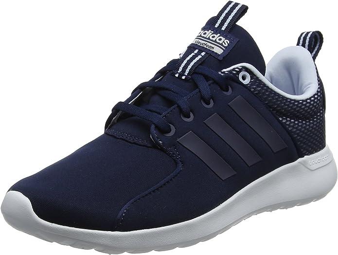 adidas Damen Cloudfoam Lite Racer Sneaker Low Hals
