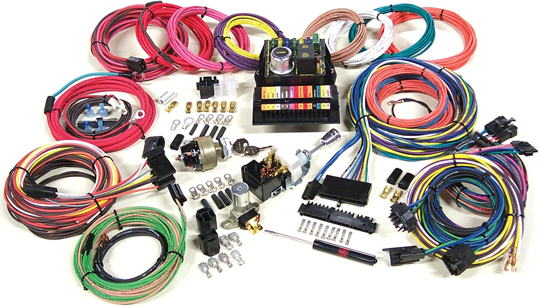 Amazon.com: American Autowire 500703 Highway 15 Modular Wiring Panel:  AutomotiveAmazon.com