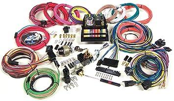 amazon com american autowire 500703 highway 15 modular wiring panel rh amazon com American Autowire Wiring Kits