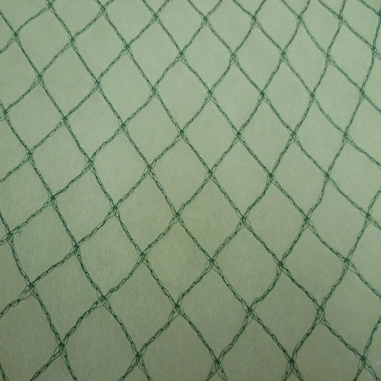 Dimensions : 15 m x 8 m reiherschutz silonetz laubschutznetz Aquagart