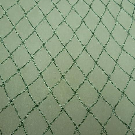 Vielseitiges Teichnetz 19m x 10m gr/ün 17mm x 17mm Masche I Aquagart Laubschutznetz Teich Abdecknetz Vogelschutznetz Gartennetz Baumnetz Reiherschutz Beet-Netz Laubnetz Silonetz Schutznetz Teichabdeckung