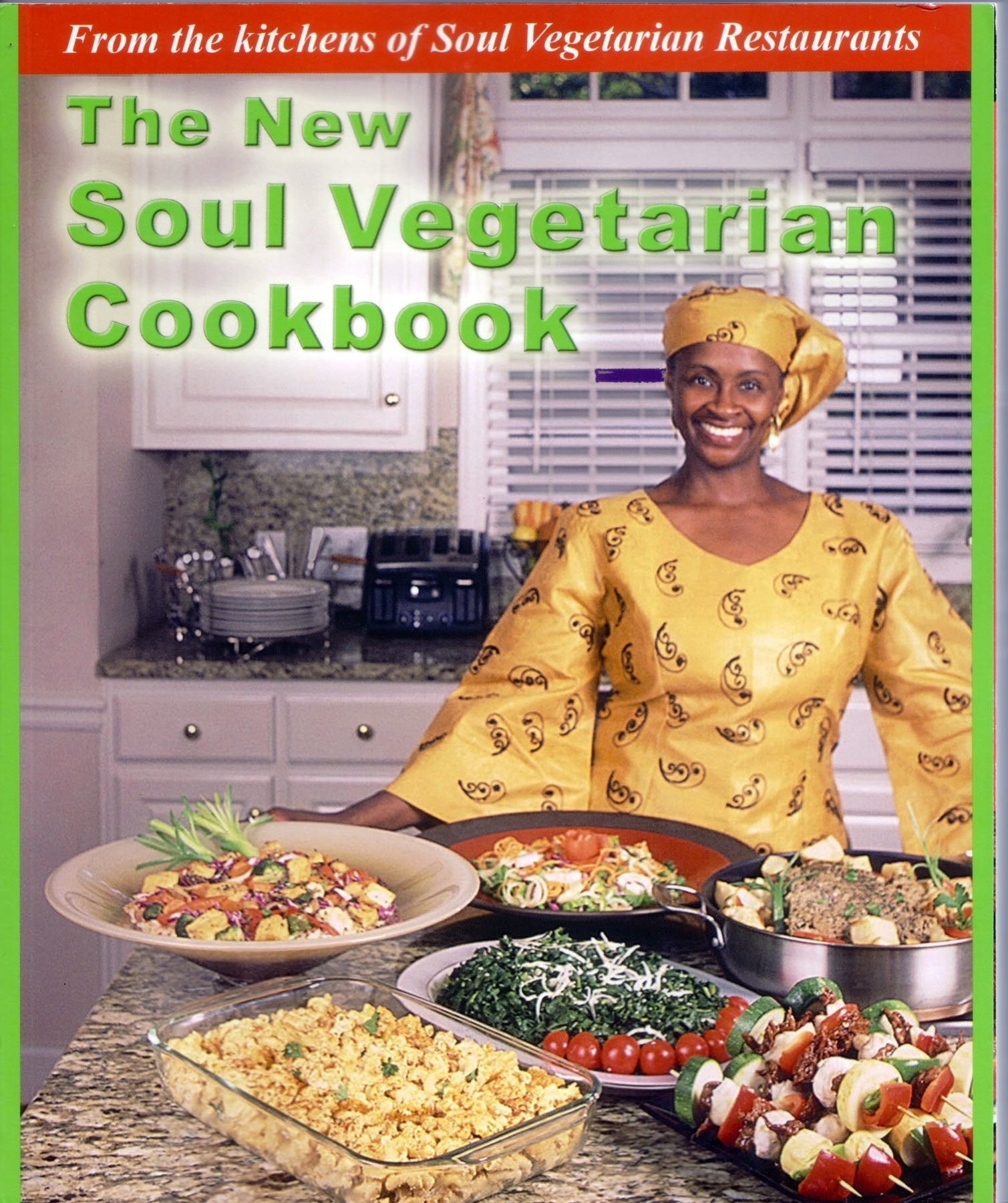 The new soul vegetarian cookbook yafah asiel 9780942683134 amazon the new soul vegetarian cookbook yafah asiel 9780942683134 amazon books forumfinder Images