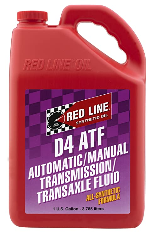 Automatic Transmission Fluid >> Red Line 30505 D4 Automatic Transmission Fluid 1 Gallon