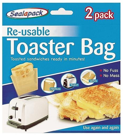 Bolsas para tostadora reutilizables (Pack de 2)