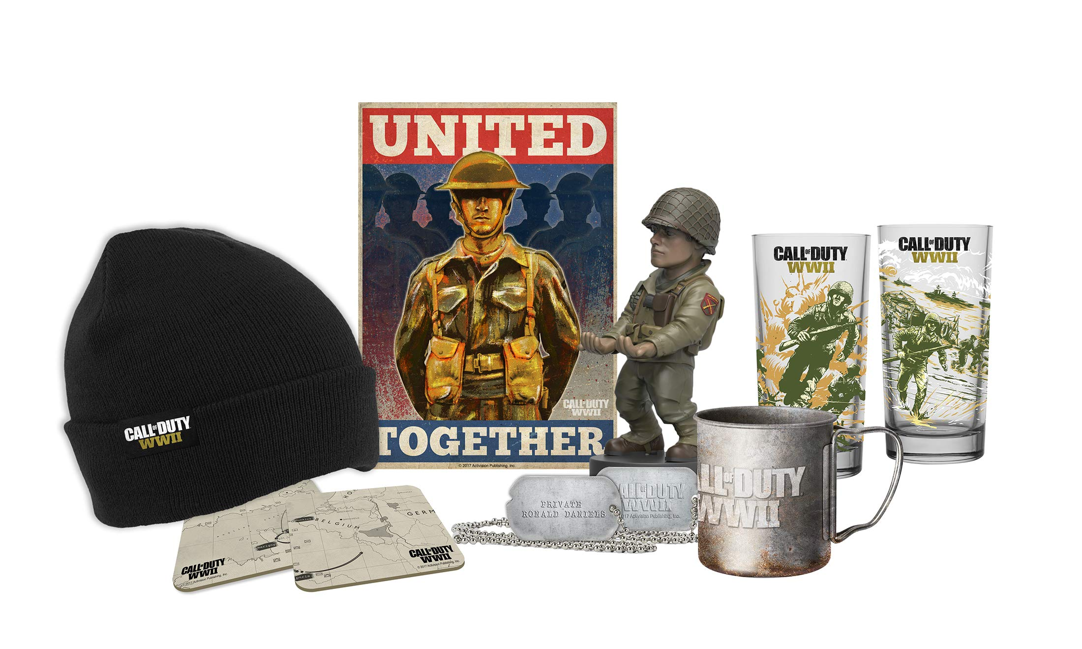Exquisite Gaming Call of Duty WW2 Big Box