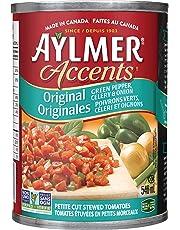 Aylmer Accents Original Petit Cut Tomatoes (Pack of 12)
