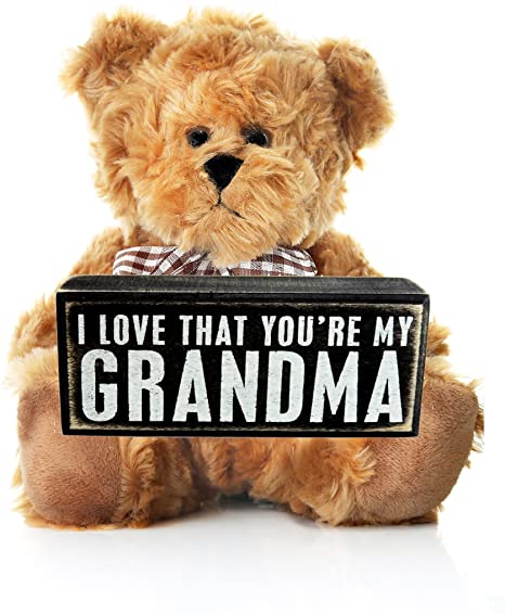 Gift For Grandma From Grandson Or Granddaughter Birthday Mothers Day Christmas
