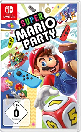 Super Mario Party - Nintendo Switch [Importación alemana ...