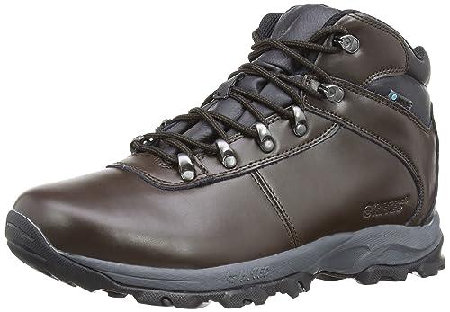 0bd27949b9a Hi-Tec Men's Eurotrek II Waterproof Walking Boots