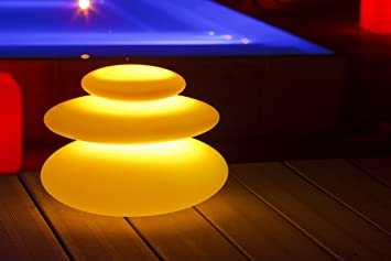 Delightful Smart And Green Zen Cordless LED Lamp, 16 Inch Nice Look