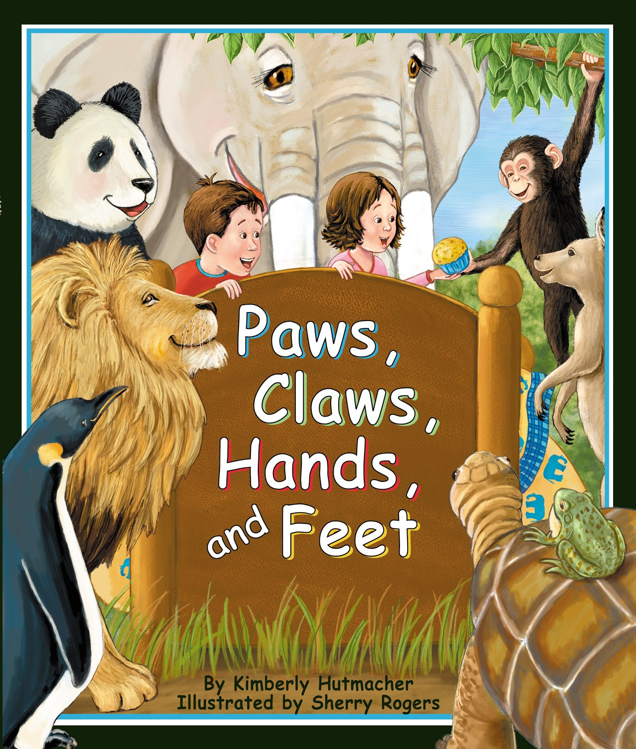 Paws Claws Hands Kimberly Hutmacher