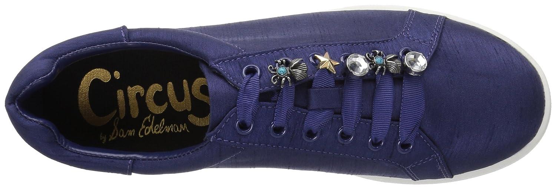 Circus by Sam Edelman Women's Shania Sneaker B01NGYKL3T 6.5 B(M) US|Poseidon Blue