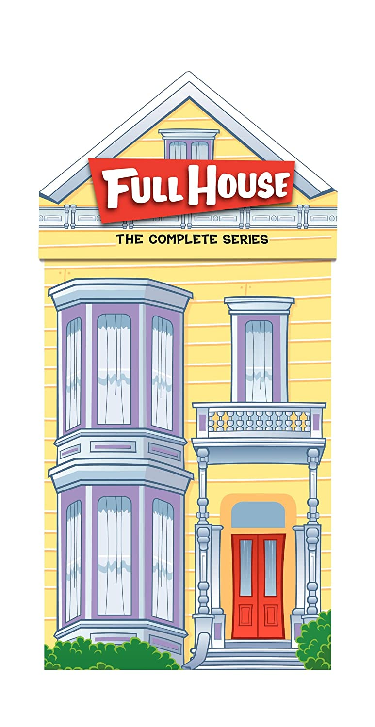 Amazon.com: Full House: The Complete Series: Bob Saget, John Stamos, Dave Coulier, Candace Cameron Bure, Jodie Sweetin, Mary-Kate Olsen, Ashley Olsen, ...