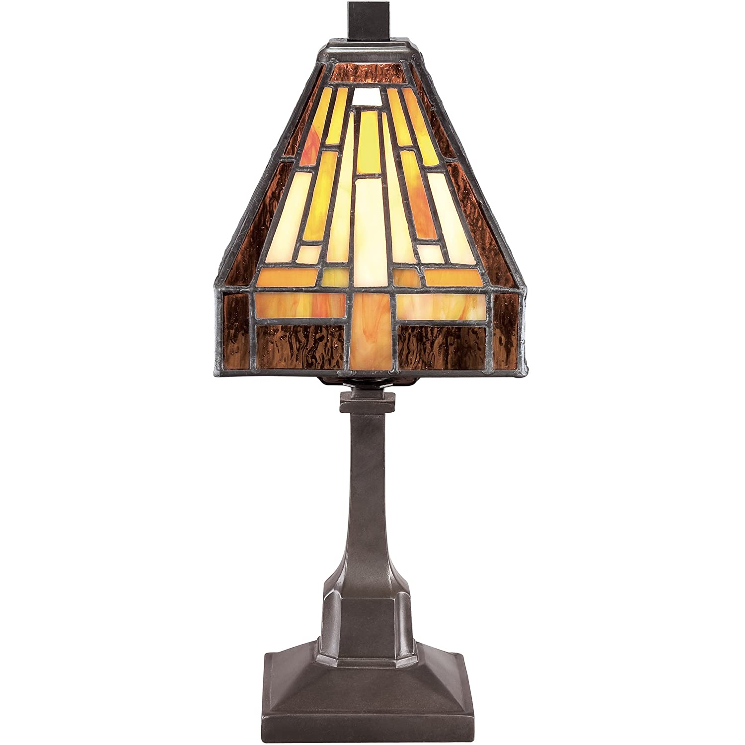 Quoizel tf1018tvb stephan mini 1 light tiffany table lamp quoizel tf1018tvb stephan mini 1 light tiffany table lamp tiffany style table lamps amazon geotapseo Choice Image