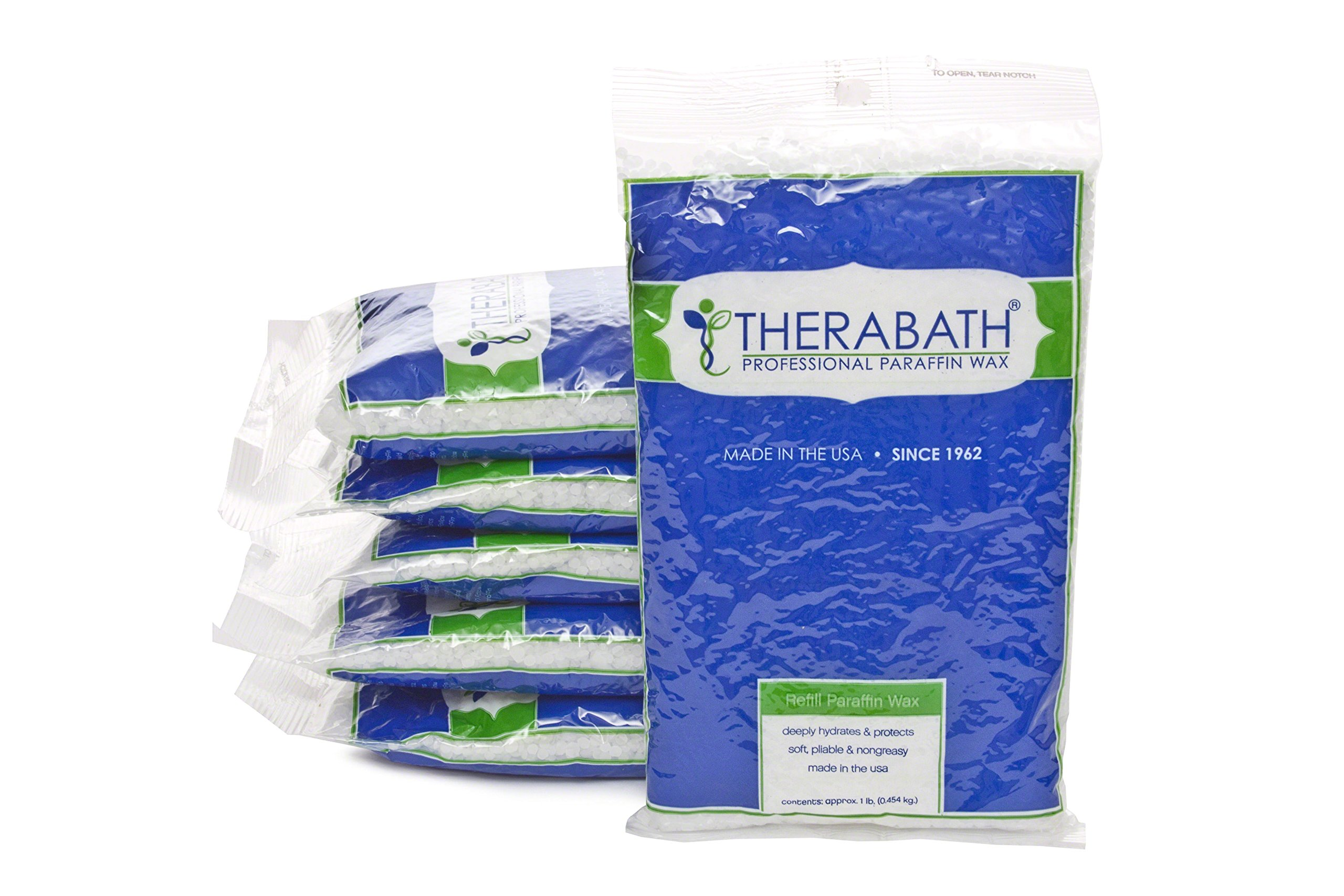 Therabath Paraffin Wax Refill - Use To Relieve Arthitis Pain and Stiff Muscles - Deeply Hydrates and Protects - 6 lbs (ScentFree) by Therabath (Image #3)