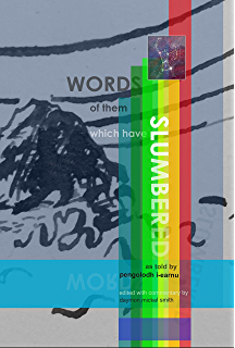 Words of the faithful as if it were from the dead kindle edition words of them which have slumbered fandeluxe Image collections