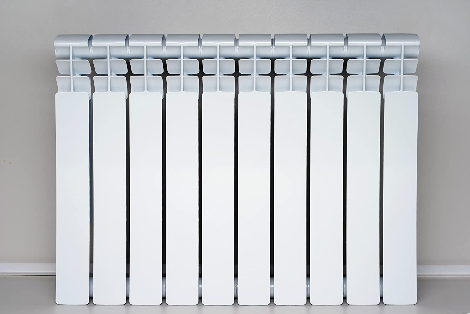 Amazon.com: Radiant Heat Radiator - Wall-Mount Radiant Heater 10 Sections 700BTU/hr with Brackets: Kitchen & Dining