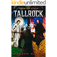 Tallrock: A Fantasy LitRPG Adventure book cover