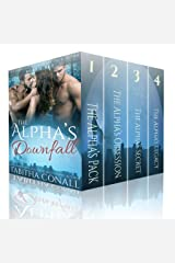 The Alpha's Downfall: The Complete Stonewall Pack Alpha Boxed Set (The Stonewall Pack Alpha Series)