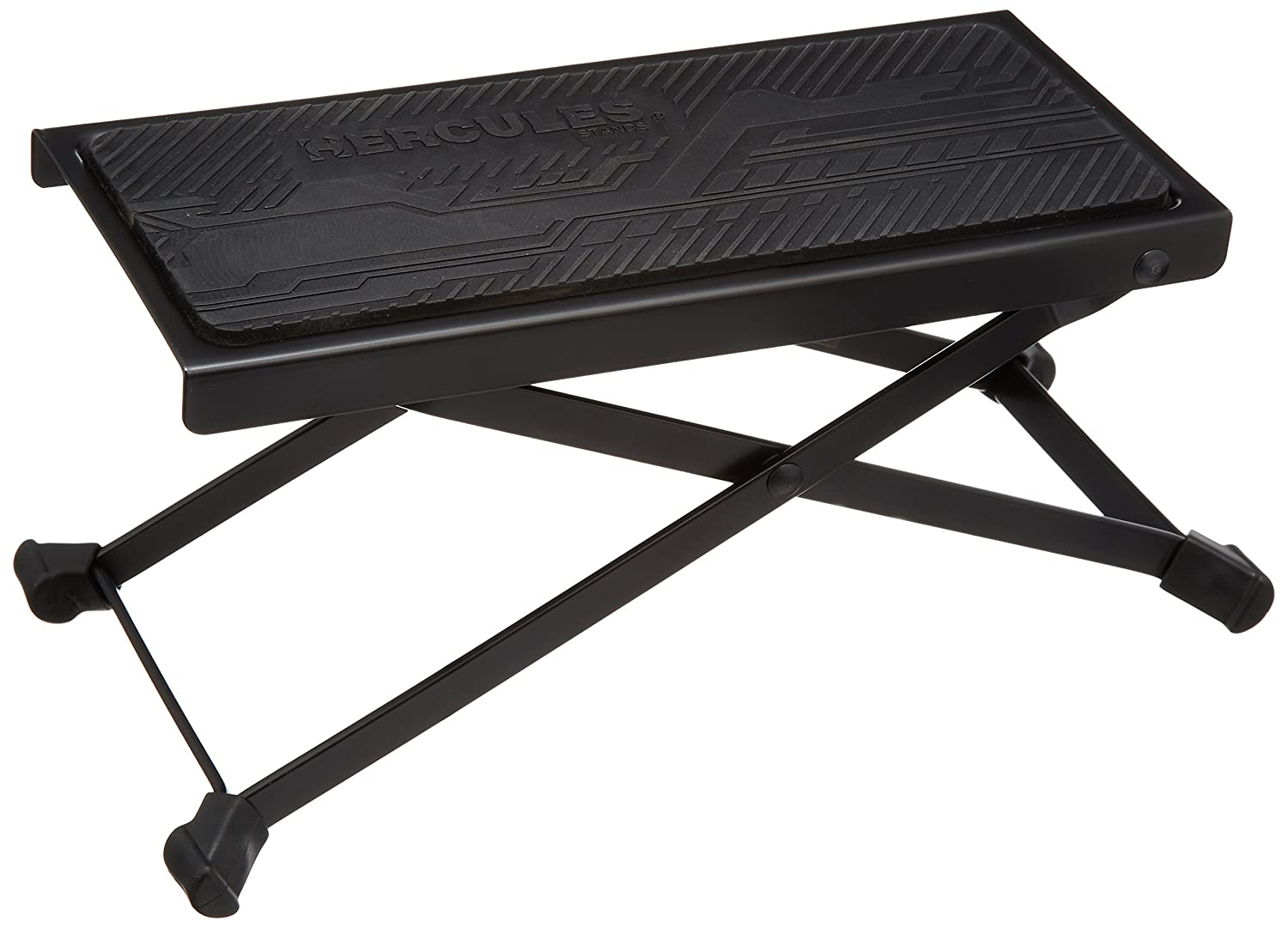 Hercules FS100B Large Foot Rest Plate for Comfortable and Solid Support