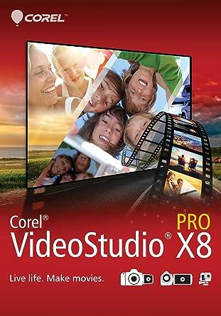 Amazon Com Corel Videostudio Pro X8 Download Old Version Software