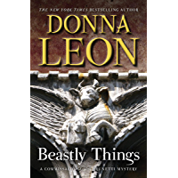 Beastly Things (Commissario Brunetti Book 21)