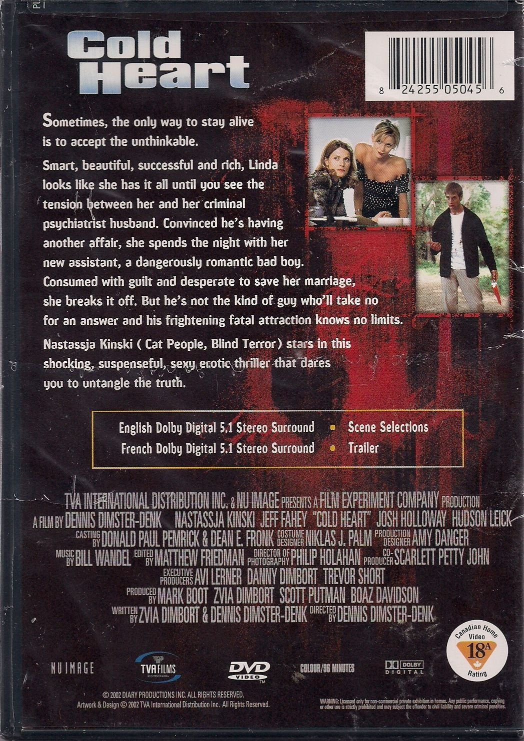 Cold heart amazon ca dvd