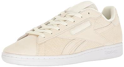 11f014a31c0cf Reebok Men s NPC UK perf Fashion Sneaker Classic Canyon Red White