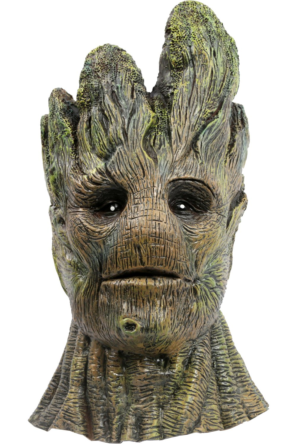 Xcoser Clssical Guardians Groot Cosplay Latex Mask Adults
