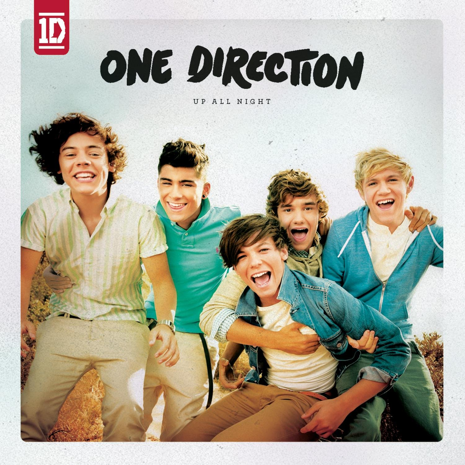 Up All Night One Direction Rock Pop Rock & Pop - General