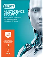 ESET Multidevice Security v12 2019, 3 Licencias