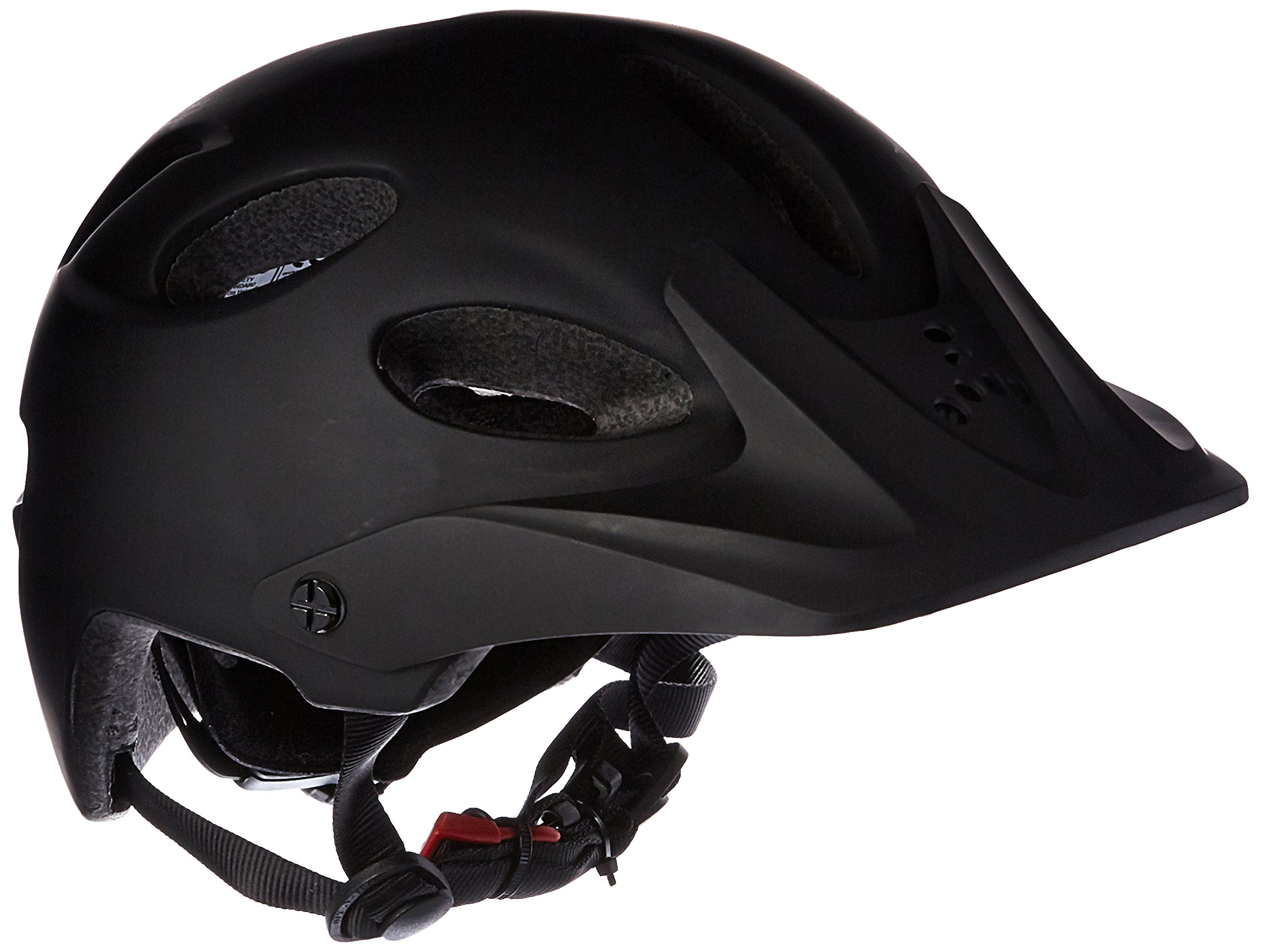 Triple Eight Compass Helmet, Black Matte, Small/Medium