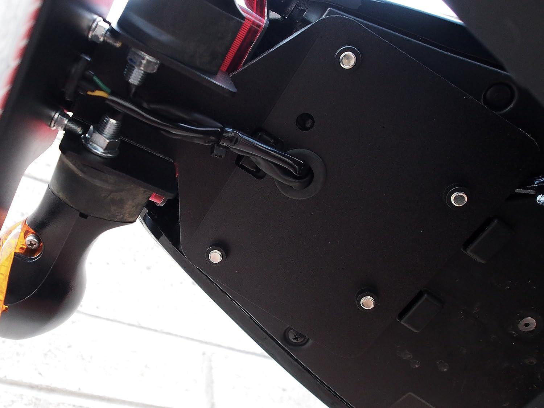 2014-2016 Vagabond Motorsports VM-HG01 Fender Eliminator Kit Compatible with Honda Grom MSX125