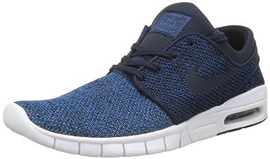 c2ebd15d7a Nike Herren SB Stefan Janoski Max Sneakers, Blau (Industrial Obsidian-Photo  Blue-