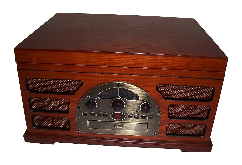 Zyon Z660 - Radio AM/FM, reproductor de CD y de cintas de casete ...