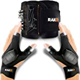RAK Magnetic Wristband Bundle with LED Flashlight Gloves
