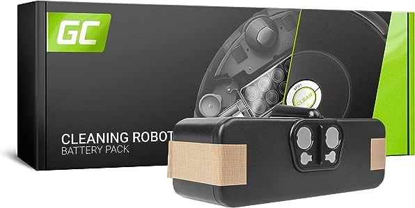 GC® (6Ah 14.4V Li-Ion Pile) Batería para iRobot Roomba 696 de Aspirado: Amazon.es: Electrónica