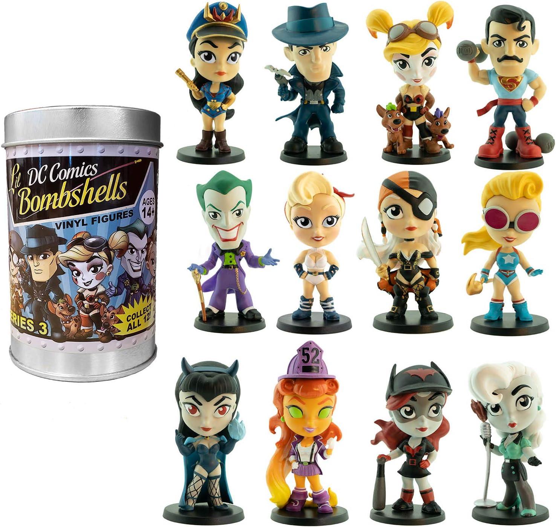 DC Comics Lil Bombshells Vinyl Figure Serie 2
